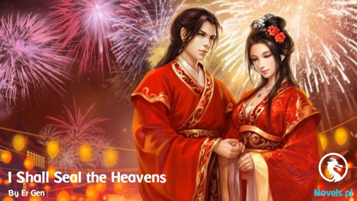 I Shall Seal the Heavens   Novels pl