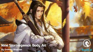 Nine Star Hegemon Body Arts 506